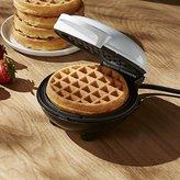 Crate & Barrel Dash ® White Mini Waffle Maker