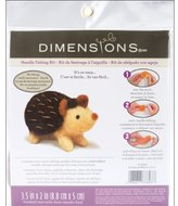 Dimensions Hedgehog Needle Felt Kit, Multi-Colour