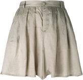 Mes Demoiselles Amande shorts - women - Silk - 40
