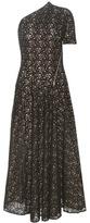 Stella McCartney Asymmetrical Cotton-blend Lace Dress