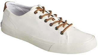 Sperry Striper II LTT (SW White) Men's Shoes