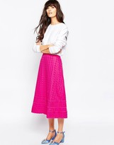 House of Holland Fleur Skirt