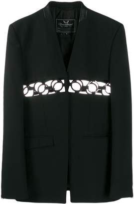 Unconditional front stud jacket