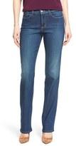 NYDJ Marilyn Stretch Straight Leg Jeans (Cleveland)