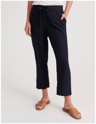 Regatta Linen Blend Straight Leg Pant