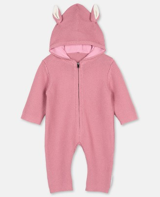 Stella McCartney Kids Horse Knit Jumpsuit, Unisex