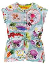 Oilily Girl's Dungarees - Multicoloured -