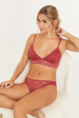 Ardene Lace Bralette and Panty Set