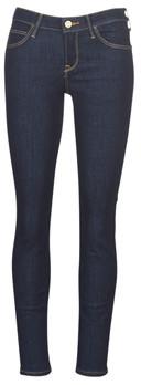 Lee SCARLETT RINSE women's Skinny Jeans in Blue