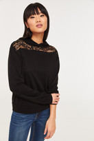 Ardene Light Hoodie with Lace