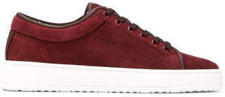 Etq. Flat Low-Top Sneakers