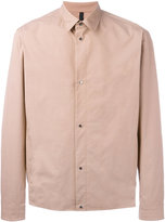 Plac snap button jacket - men - Cotton/Polyester/Polyurethane - L