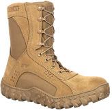 """Rocky 8"""" S2V Steel Toe Flight Boot"""