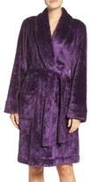 Nordstrom Women's 'Snowball' Powder Plush Robe