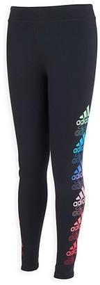adidas Girl's Core Tight Leggings