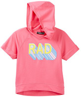Signorelli Short Sleeve Hooded Sweatshirt (Big Girls)