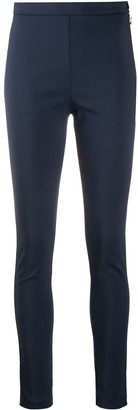 Patrizia Pepe Skinny-Fit Trousers