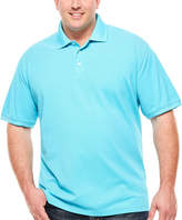 THE FOUNDRY SUPPLY CO. The Foundry Big & Tall Supply Co. Short Sleeve Polo Shirt Big and Tall