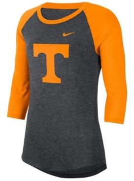 Nike Women's Tennessee Volunteers Logo Raglan T-Shirt