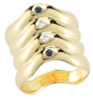 Elizabeth and James Ando Ring