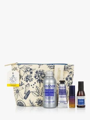 L'Occitane Rest & Reset Collection Bodycare Gift Set