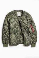 Alpha Industries + UO Liner Jacket