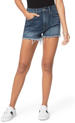 Joe's Jeans High Waist Cutoff Denim Shorts