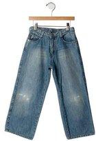 Armani Junior Boys' Straight-Leg Jeans