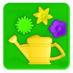 Green Toys 3d Puzzle Garden - Cdu6