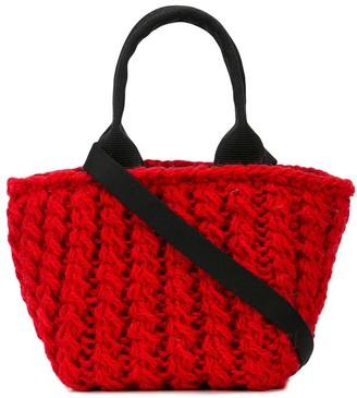 Muun Straw Tote Bag