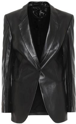 Petar Petrov Justus leather blazer