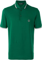 Dolce & Gabbana polo shirt - men - Cotton - 44