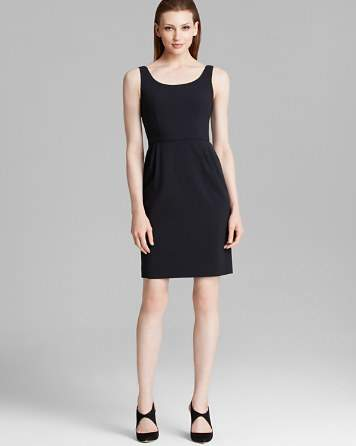 Armani Collezioni Dress - Scoop Neck Sleeveless