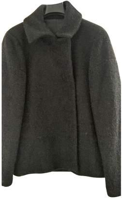 Acne Studios Black Wool Coat for Women