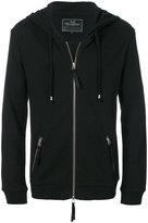 Unconditional zip hoodie