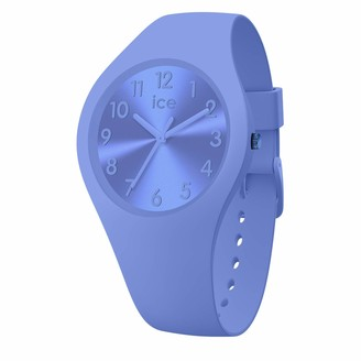 Ice Watch Ice-Watch - ICE colour Lotus - Blue women's wristwatch with silicon strap - 017913 (Small)