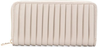 Liu Jo Zipped Pleated Wallet
