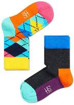 Hs Two-Pack Anklet Socks