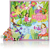 Eeboo FAIRIES BY THE POND 64-PIECE PUZZLE