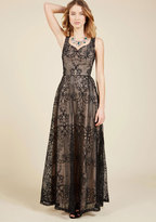 ModCloth Faith in Flawlessness Maxi Dress in M