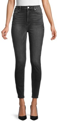 True Religion Caia Ultra High-Rise Ankle Skinny Jeans