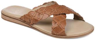 JOURNEE SIGNATURE Journee Signature Womens Bryson Criss Cross Strap Flat Sandals