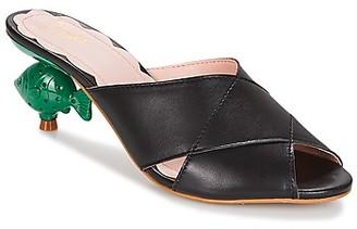 Miss L Fire Miss L'Fire LOLA women's Sandals in Black