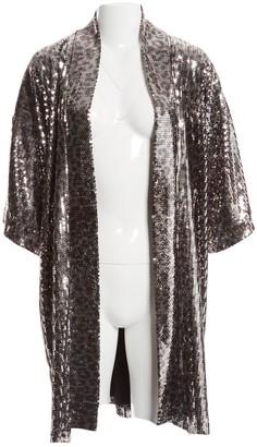 Lala Berlin Silver Polyester Jackets