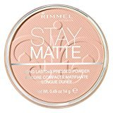 Rimmel Stay Matte Pressed Powder, Creamy Natural, 0.49 Ounce