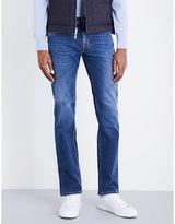 Corneliani Slim-fit Straight Jeans