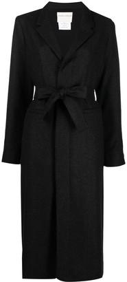 Stephan Schneider Belted Wool Coat