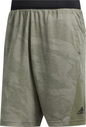 adidas Mens 3 Stripe Knit Shorts