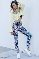 Forever 21 Active Abstract Leggings