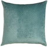 D.V. Kap Home Azure Maze Pillow